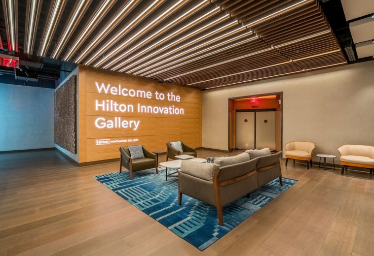 Hilton Innovation Gallery